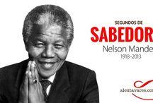 Psicólogo Online: Segundos de Sabedoria - Caminho Para a Liberdade - Nelson Mandela