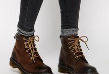 ghete la modă (boots)