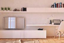 LÍMEA / Diseño de interiores y mobiliario de carácter minimalista