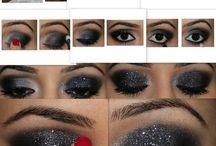 eyesss / make uppiezzs