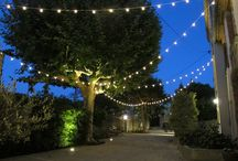 Festoon Lighting / Gorgeous festoon lighting inspiration - perfect for garden parties and weddings!  / by Lights4fun