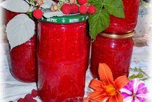 Консервация ягод и фруктов