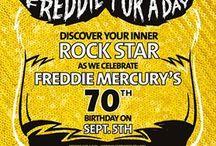 Freddie For A Day 2016