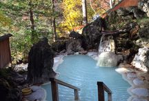 Onsen and Spas
