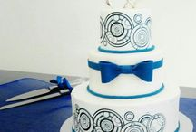Stylized Wedding // Doctor Who Themed