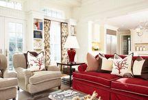 Living Room / by Elaine Yang