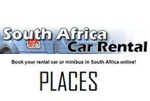 Places | South Africa Car Rental / View South Africa like you've never before with South Africa Car Rental.