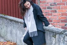Scandinavian style / Scandinavian fashion and style tips and ootds