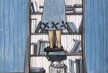 B Books Worth Reading / by Elizabeth Pickle