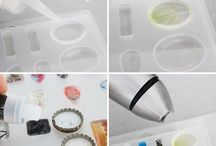 resin jewelries