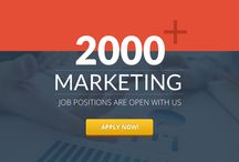 Online Marketing Jobs / 2000 plus Online Marketing jobs are waiting for right candidates... Apply now! http://www.careesma.in/jobs?q=online+marketing+executive+jobs+india / by Careesma.in India