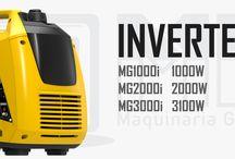 Generadores Eléctricos Inverter