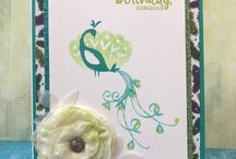 Card Making - 18 Stampin Up