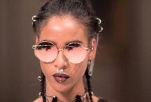 Avant-garde Eyewear / Avant-garde eyewear Sunglasses and glasses Accessories Geometric sunglasses Geometry Fashion-forward Experimental style