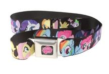 Belts / Pop Culture Buckle Belts
