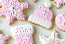 Sweet Treats too pretty to eat <3 / by Jamie Dankert
