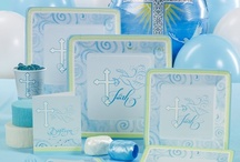 Baptism/Christening / Baptism and Christening Party Supplies