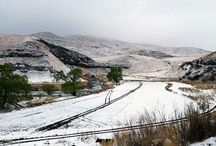 Let it snow* / Snow in South Africa? We'll show you where!