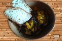 Ricette con la zucca / Con la zucca si possono realizzare tantissimi piatti sfiziosi e gustosi, sia salati che dolci. In questa sezione troverete tutte le ricette con la zucca facili e veloci da realizzare. http://gustacinema.com/raccolte/ricette-con-zucca/