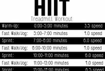 HIITs and other exercises