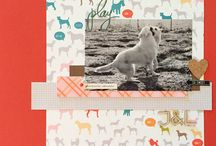 Scrapbook Layouts by Laura M. / by Laura M