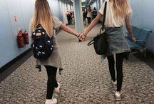 Traveling best friend