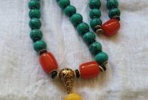 Mala - Prayer beads necklace - Tibet / Mala - Prayer beads necklace - Tibet