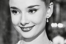 Old Hollywood Inspiration / Classic Hollywood Icons inspire with us endlessly