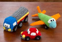 Crochet toys for boys ;)