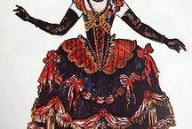 Rococo Lady - female Singer