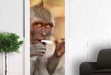 Adesivi per porte - Rivestimento porte / adesivi per porte realizzati in stampa digitale o vinile prespaziato  a lunga durata: http://www.santorografica.com/shop/312-adesivi-per-porte
