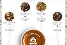 Té, Tea & お茶 (ocha)