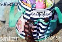Thirty-One Organization / How to organize your home with Thirty-One products