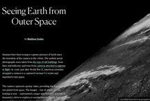 Website narrative article designs