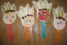 messy church - kings and queens
