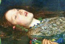 Art...Pre-Raphaelite