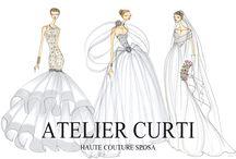 "Collezione ""Chantilly"" 2015 / Wedding day presentation"