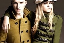 Trends we love: Military Takeover / Enlist in one of our favorite trends!