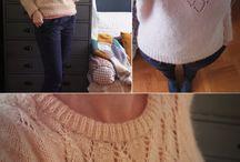 tricot / modèles de tricot, ...