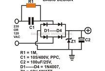 Transformeless power supply