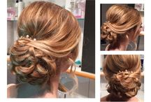 Hair & Make-Up Time