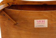 Stół bukowy z intarsjowanym blatem orzechowym w stylu ART DECO / Stół bukowy z intarsjowanym blatem orzechowym w stylu ART DECO lata 60, po całkowitej rewitalizacji.