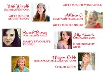 Gift Ideas / by Joy in This Journey