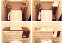 일본화장실변기