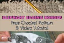 elephant edging