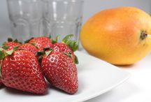 Batidos - Smoothies / Batidos de frutas, fruit smoothies