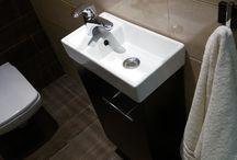 Inspiracje na dziś - projekt łazienki