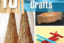 DIY popslice craft