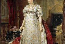 Королевы,императрицы,аристократки