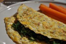 Recepty na snídaně / Zdravé snídaně a nové inspirace na recepty